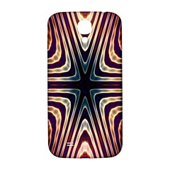 Vibrant Pattern Colorful Seamless Pattern Samsung Galaxy S4 I9500/I9505  Hardshell Back Case