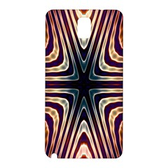 Vibrant Pattern Colorful Seamless Pattern Samsung Galaxy Note 3 N9005 Hardshell Back Case