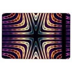 Vibrant Pattern Colorful Seamless Pattern Ipad Air 2 Flip