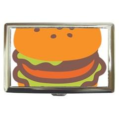 Hamburger Cigarette Money Cases