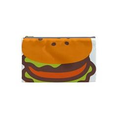 Hamburger Cosmetic Bag (small)