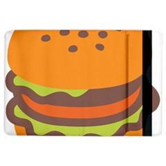 Hamburger iPad Air 2 Flip