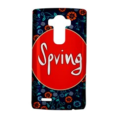 Floral Texture Pattern Card Floral Seamless Vector LG G4 Hardshell Case