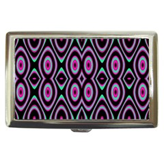 Colorful Seamless Pattern Vibrant Pattern Cigarette Money Cases