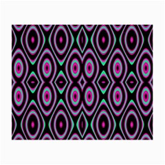 Colorful Seamless Pattern Vibrant Pattern Small Glasses Cloth (2 Side)