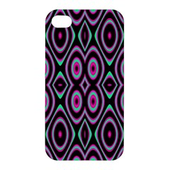 Colorful Seamless Pattern Vibrant Pattern Apple iPhone 4/4S Hardshell Case