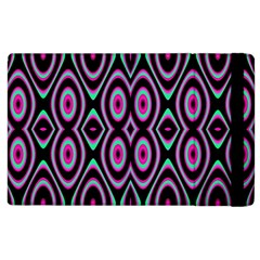 Colorful Seamless Pattern Vibrant Pattern Apple iPad 2 Flip Case