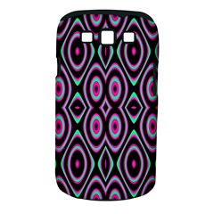 Colorful Seamless Pattern Vibrant Pattern Samsung Galaxy S III Classic Hardshell Case (PC+Silicone)