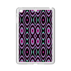 Colorful Seamless Pattern Vibrant Pattern iPad Mini 2 Enamel Coated Cases