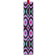 Colorful Seamless Pattern Vibrant Pattern Large Book Marks