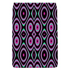 Colorful Seamless Pattern Vibrant Pattern Flap Covers (S)