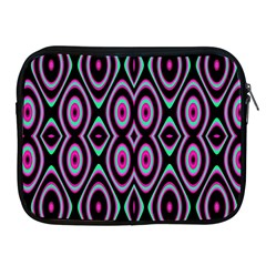 Colorful Seamless Pattern Vibrant Pattern Apple iPad 2/3/4 Zipper Cases