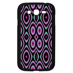 Colorful Seamless Pattern Vibrant Pattern Samsung Galaxy Grand DUOS I9082 Case (Black)