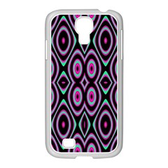 Colorful Seamless Pattern Vibrant Pattern Samsung Galaxy S4 I9500/ I9505 Case (white)
