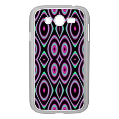 Colorful Seamless Pattern Vibrant Pattern Samsung Galaxy Grand DUOS I9082 Case (White)
