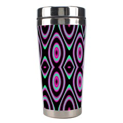 Colorful Seamless Pattern Vibrant Pattern Stainless Steel Travel Tumblers