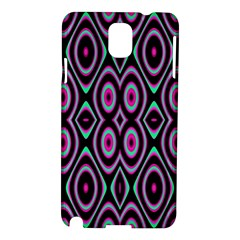 Colorful Seamless Pattern Vibrant Pattern Samsung Galaxy Note 3 N9005 Hardshell Case