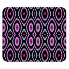 Colorful Seamless Pattern Vibrant Pattern Double Sided Flano Blanket (Small)