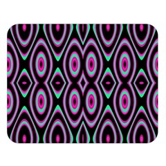 Colorful Seamless Pattern Vibrant Pattern Double Sided Flano Blanket (Large)
