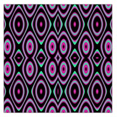 Colorful Seamless Pattern Vibrant Pattern Large Satin Scarf (Square)