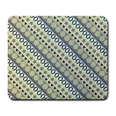 Abstract Seamless Background Pattern Large Mousepads