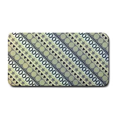 Abstract Seamless Background Pattern Medium Bar Mats