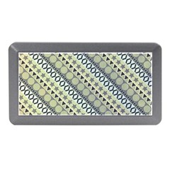Abstract Seamless Background Pattern Memory Card Reader (Mini)