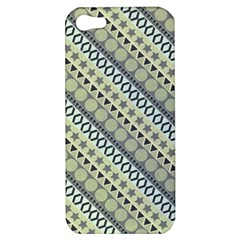 Abstract Seamless Background Pattern Apple iPhone 5 Hardshell Case