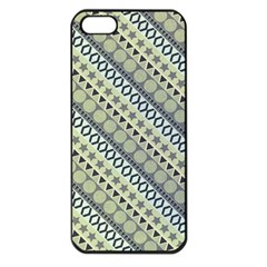 Abstract Seamless Background Pattern Apple iPhone 5 Seamless Case (Black)