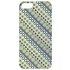 Abstract Seamless Background Pattern Apple iPhone 5 Classic Hardshell Case