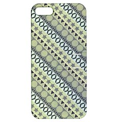 Abstract Seamless Background Pattern Apple iPhone 5 Hardshell Case with Stand