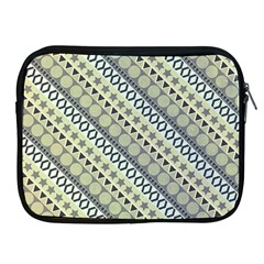 Abstract Seamless Background Pattern Apple iPad 2/3/4 Zipper Cases