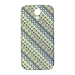 Abstract Seamless Background Pattern Samsung Galaxy S4 I9500/i9505  Hardshell Back Case
