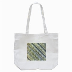 Abstract Seamless Background Pattern Tote Bag (White)