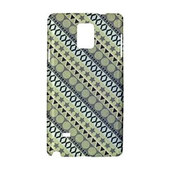 Abstract Seamless Background Pattern Samsung Galaxy Note 4 Hardshell Case