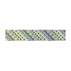 Abstract Seamless Background Pattern Flano Scarf (Mini)