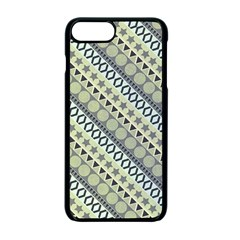 Abstract Seamless Background Pattern Apple iPhone 7 Plus Seamless Case (Black)
