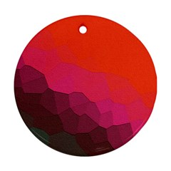 Abstract Elegant Background Pattern Ornament (round)