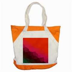 Abstract Elegant Background Pattern Accent Tote Bag