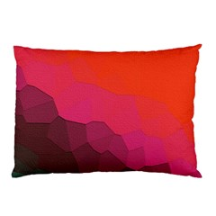 Abstract Elegant Background Pattern Pillow Case (two Sides)