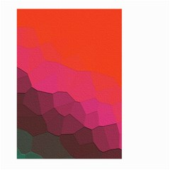 Abstract Elegant Background Pattern Large Garden Flag (Two Sides)