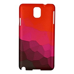Abstract Elegant Background Pattern Samsung Galaxy Note 3 N9005 Hardshell Case