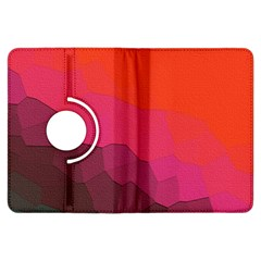 Abstract Elegant Background Pattern Kindle Fire HDX Flip 360 Case