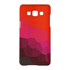 Abstract Elegant Background Pattern Samsung Galaxy A5 Hardshell Case
