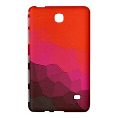 Abstract Elegant Background Pattern Samsung Galaxy Tab 4 (8 ) Hardshell Case