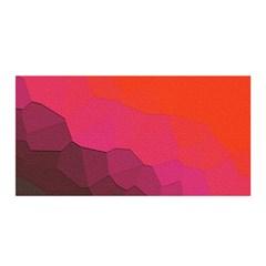 Abstract Elegant Background Pattern Satin Wrap