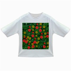 Completely Seamless Tile With Flower Infant/Toddler T-Shirts