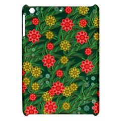Completely Seamless Tile With Flower Apple Ipad Mini Hardshell Case