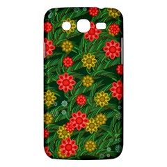Completely Seamless Tile With Flower Samsung Galaxy Mega 5.8 I9152 Hardshell Case