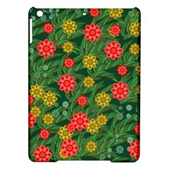 Completely Seamless Tile With Flower iPad Air Hardshell Cases